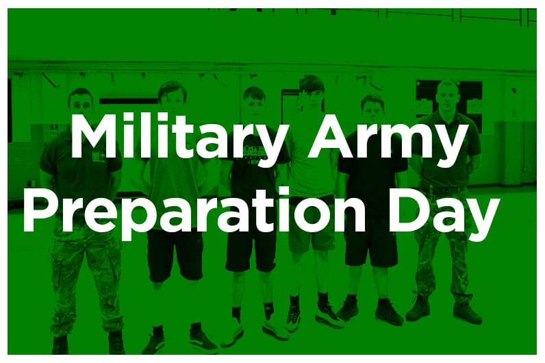 Military Army Preparation Day